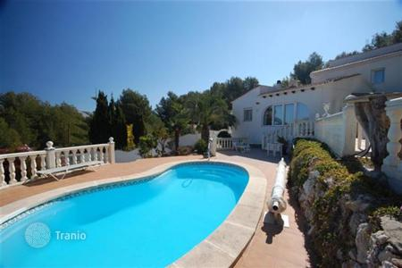 Cheap 4 bedroom houses for sale in Costa Blanca. Villa - Javea (Xabia), Valencia, Spain