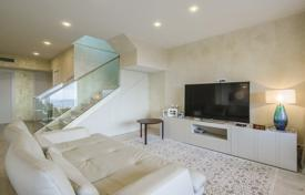 3 bedroom apartments for sale in Barcelona. Two-level renovated penthouse with a terrace and a sea view, Barcelona, Spain