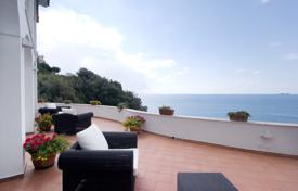 Coastal villas and houses for rent in Italy. Villa – Praiano, Campania, Italy