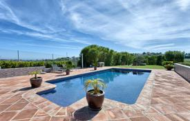 4 bedroom houses for sale in Spain. Finca with Sea View- Villa on big Plot? Estepona