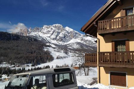 Luxury residential for sale in Italian Alps. Apartment – Cortina d'Ampezzo, Veneto, Italy