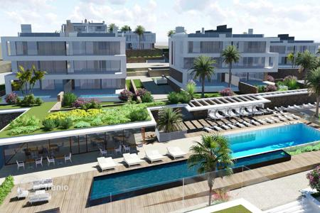 Coastal residential for sale in Ibiza. New home - Ibiza, Balearic Islands, Spain