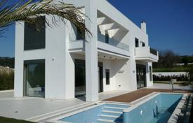 Houses with pools for sale overseas. Detached house – Rhodes, Aegean Isles, Greece