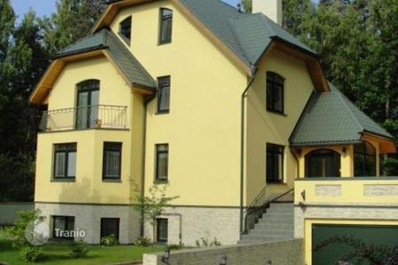 Residential for sale in Saulkrasti municipality. New house on the seaside in Saulkrasti
