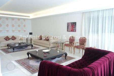 Luxury property for sale in Nicosia. Four bedroom Villa with s/pool and maid's room — built 2012