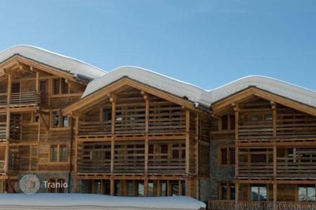 Apartments with pools to rent in Europe. Apartment - Bagnes, Verbier, Valais,  Switzerland