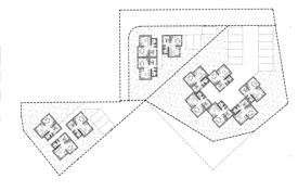 A plot of land for the construction of a mini-hotel or apartment complex in Medulin, Croatia for 307,000 €