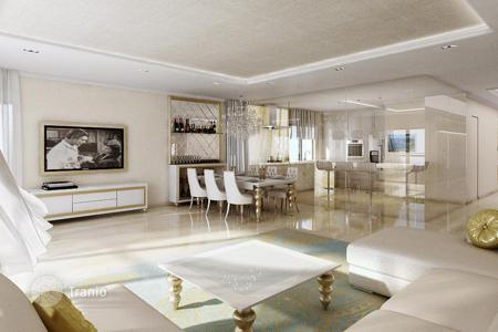 Luxury apartments for sale in Israel. Apartment in Netanya, the new luxury project Terraces on the sea coast