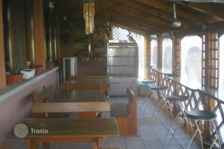 Cheap commercial property in Bulgaria. Restaurant – Stara Zagora, Bulgaria