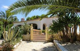 Bank repossessions residential in Costa Blanca. Villa – Javea (Xabia), Valencia, Spain