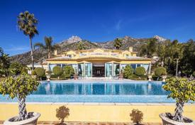 Luxury 6 bedroom houses for sale in Marbella. Villa – Marbella, Andalusia, Spain
