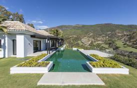 Luxury 6 bedroom houses for sale in Andalusia. Impressive New Luxury Villa, La Zagaleta Golf and Country Club, Benahavis