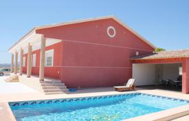 Houses for sale in Macisvenda. Villa with a terrace and a pool with jacuzzi, Macisvenda, Spain