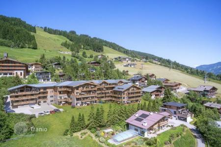 New home from developers for sale overseas. New home – Saalbach, Salzburg, Austria