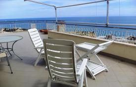 Coastal penthouses for sale in Liguria. Sanremo Sea View Penthouse For Sale