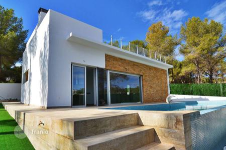 3 bedroom houses from developers for sale overseas. MODERN VILLA IN BENISSA