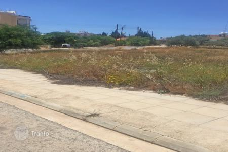 Land for sale in Famagusta. Residential Plot for Sale in Paralimni near Metro Supermarket
