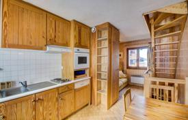 Chalets for sale in France. Three-level chalet in the center of Courchevel, France