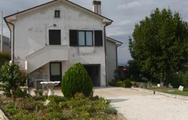 Property for sale in Marche. The private three-storyed house in the city Ostra, Italy