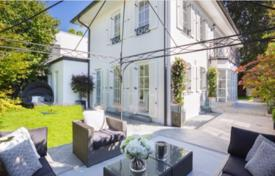 Luxury residential for sale in Munich. Comfortable four-storey house with a terrace and a spacious garden, Munich, Bavaria, Germany