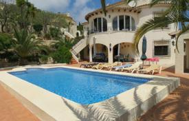 5 bedroom houses for sale in Benitachell. Villa of 5 bedrooms in Benitachell