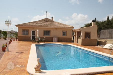 Cheap 3 bedroom houses for sale in Murcia. Villa – Abanilla, Murcia, Spain