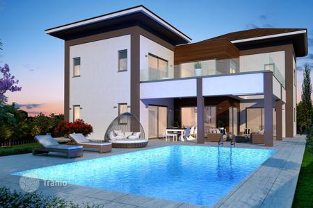 Luxury houses with pools for sale in Limassol. Villa – Mouttagiaka, Limassol, Cyprus