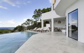 6 bedroom villas and houses to rent in Balearic Islands. Detached house – Ibiza, Balearic Islands, Spain