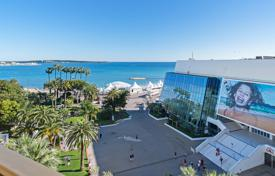 2 bedroom apartments by the sea for sale in Côte d'Azur (French Riviera). Cannes — Croisette — Facing the Palais des Festivals