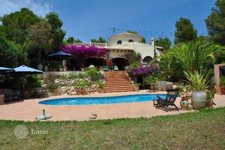 Chalets for sale in Benissa. Chalet – Benissa, Valencia, Spain