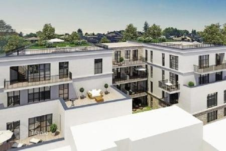 1 bedroom apartments for sale in Frankfurt am Main. New apartment with terrace and private garden in Eschersheim district, Frankfurt