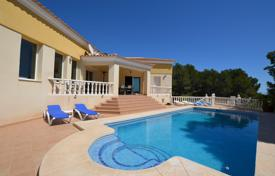 4 bedroom houses for sale in Spain. House in a quiet residential area Galera de las Palmeras