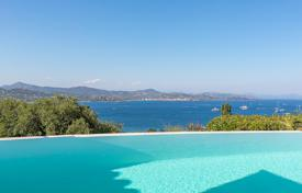 Luxury residential for sale in Gassin. Near Saint-Tropez — Panoramic sea view
