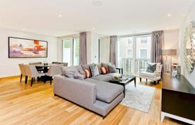 Property for sale in London. New three-bedroom apartment overlooking Westminster Abbey, London, UK