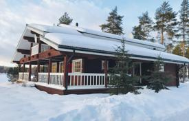 The property, consisted of 2 houses, a separate sauna and a garage is located on a quiet peninsula on the Lake Nurmesjarvi for 3,713,000 $