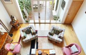 Luxury 2 bedroom apartments for sale in France. Neuilly-sur-Seine – A superb split-level artist's studio with a garden