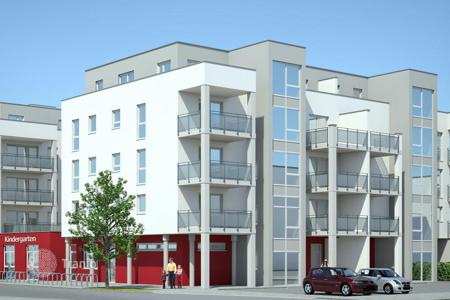 2 bedroom apartments for sale in Baden-Wurttemberg. New two-bedroom apartment in Kehl, near french Strasbourg