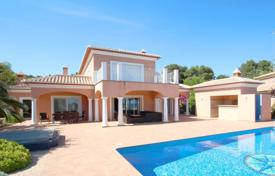 Luxury 4 bedroom houses for sale in Valencia. Villa – Moraira, Valencia, Spain