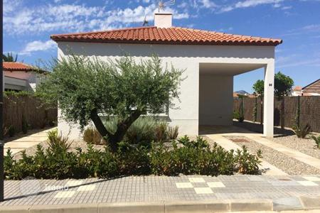 Property from developers for sale in Spain. New furnished villa on the seafront in Cambrils, Costa Dorada