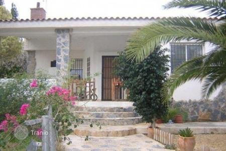 Cheap chalets for sale in Alicante. Finca — Muchamiel