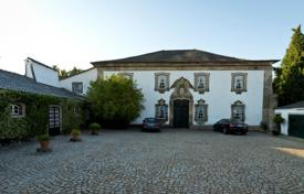 Comfortable mansion with a pool and a huge plot, Vila Nova de Paiva, Viseu, Portugal for 7,384,000 $