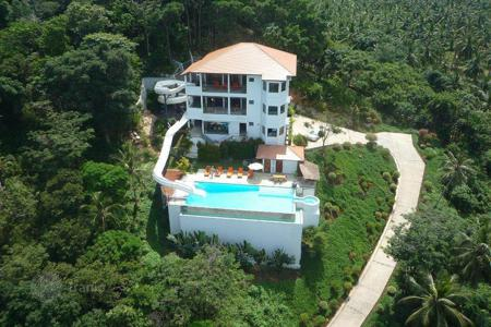Property for sale in Southeast Asia. Family villa with stunning views in the area of Bang Po