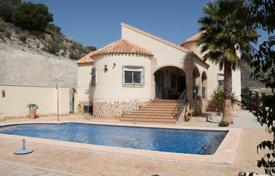 4 bedroom houses for sale in Murcia. Villa with a gazebo and a pool, Murcia, Spain