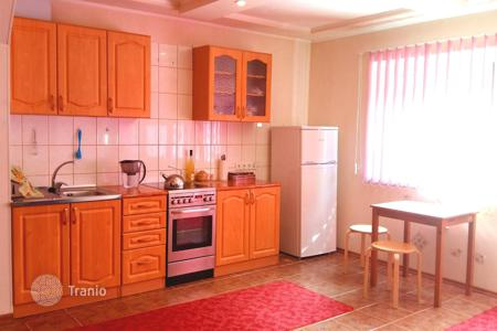 Cheap property for sale in Estonia. For sale two-bedroom apartment. Estonia, Püssi city. In good condition, cosmetic repairs, furniture. Free sale by owner