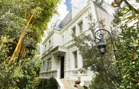 Property for sale in Ile-de-France. Paris 16th District – A truly exceptional period private mansion. Square du Ranelagh.