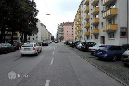 Residential/rentals for sale in Bavaria. Flat with yield of 1,4% in the central part of Munich