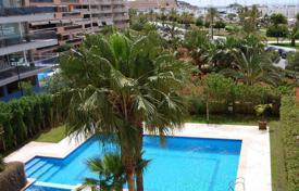 Luxury apartments with pools for sale in Balearic Islands. Classic Elegance in Prime Marina Location