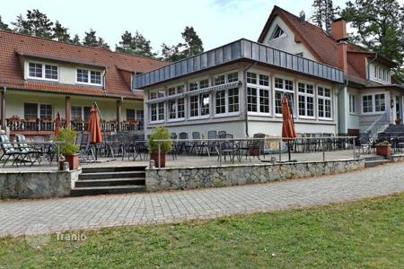Property for sale in Brandenburg. Hostel for refugees near the lake in Northern Brandenburg with a 13,8% yield