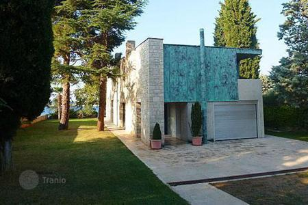 Luxury houses for sale in Croatia. Comfortable villa in the vicinity of Umag