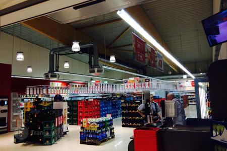Commercial property for sale in Upper Austria. Supermarket in Freistadt district with a 5,9% yield